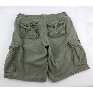 Polo by Ralph Lauren Shorts - Polo Jeans Ralph Lauren Sz 38 Cargo Shorts Ripstop